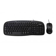 Kit Teclado y Mouse Vorago 102