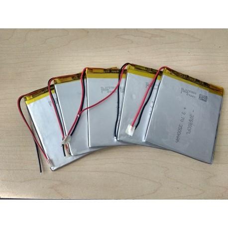 Baterias de tablet 3.7V