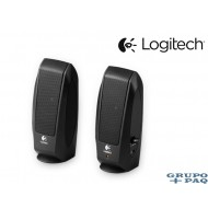 LOGITECH BOCINAS BLACK SPEAKERS S-120