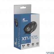 MOUSE ALAMBRICO USB XTECH XTM175