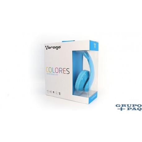 HEADPHONES 204 Audífonos diadema HP-204