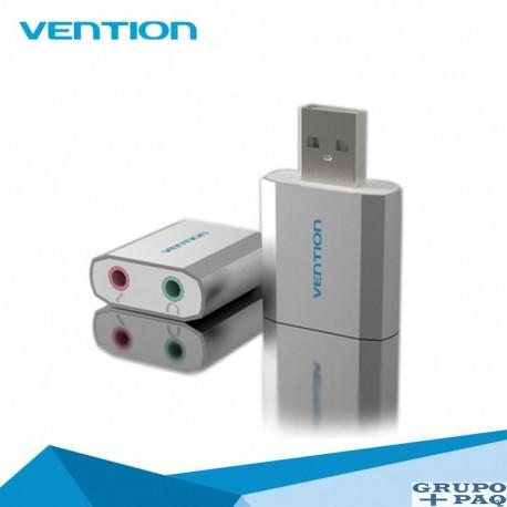 TARJETA SONIDO USB VENTION XQ