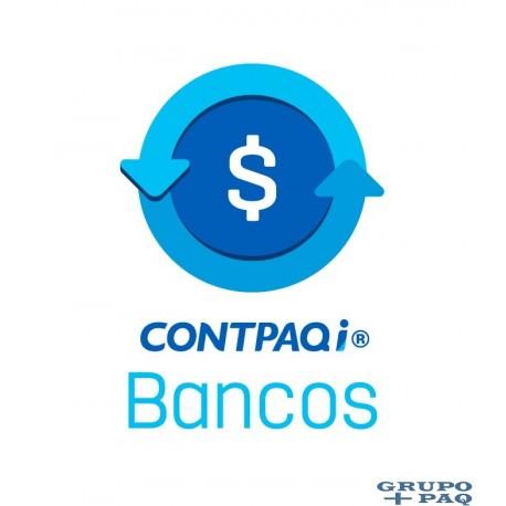 CONTPAQi® Bancos Lic tradicional