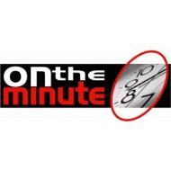 ON THE MINUTE® 4.5 LECTOR DE HUELLA Z4 25 EMPLEADOS