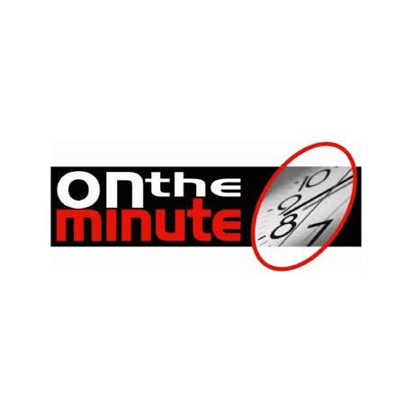 ON THE MINUTE® 4.5 LECTOR DE HUELLA DP 25 EMPLEADOS
