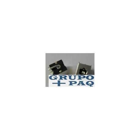 DC JACK PJ001 2.5MM CENTER PIN