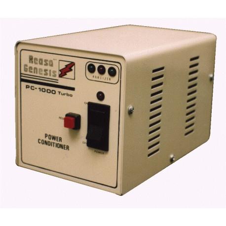 Reguladores Acondicionadores Electrónicos de Voltaje con Corte Automático. Modelo GENESIS PC-10003