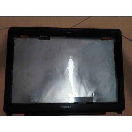 Carcasa Superior Display Y Bisel Toshiba L305