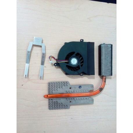 Toshiba L305 Disipador Con Ventilador