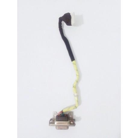 Cable de video VGA Toshiba Satellite L355