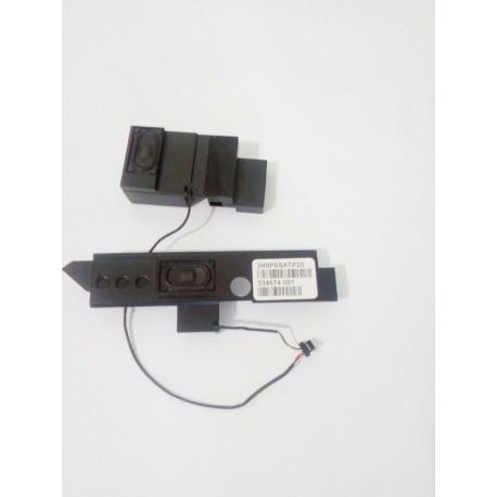 Bocina HP G61 altavoces izquierdo y derecho