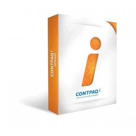 Paquete CONTPAQi® Nominas monousuario Lic Anual