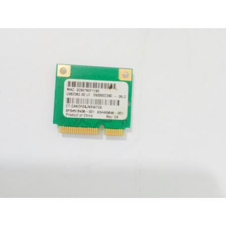 Tarjeta Wi-Fi inalámbrica HP G71