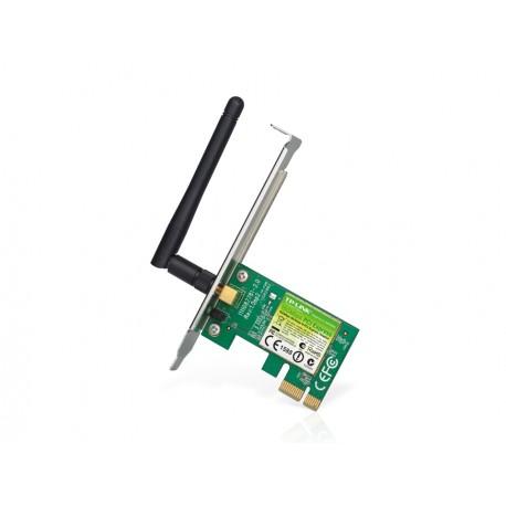 Adaptador Inalámbrico PCI Express N 150Mbps TL-WN781ND