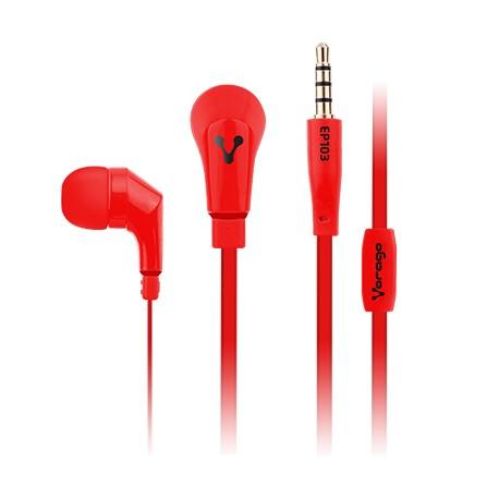 EARPHONES 103 Audífonos con manos libres EP-103