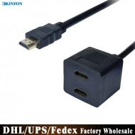 CABLE HDMI A PUERTOS HDMI