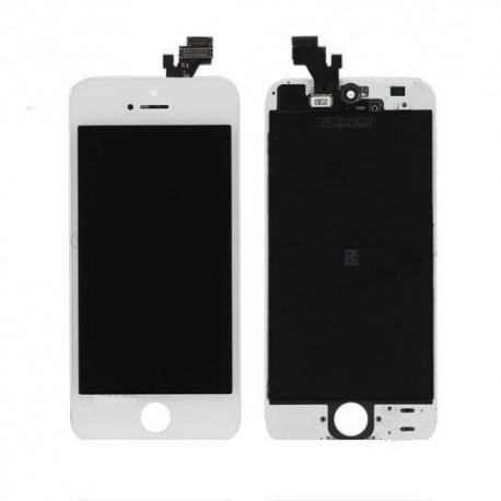 Display y touch Iphone 5g Blanco